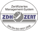 ZDH zertifiziert